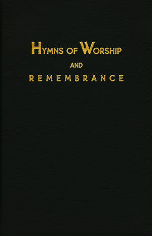 Hymns of Worship and Remembrance