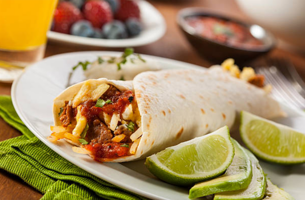 POWER PROTEIN BURRITO