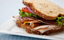 Load image into Gallery viewer, ROASTED TURKEY SANDWICH