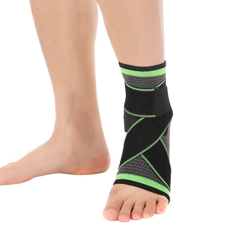 IRON SLEEVE™ - 3D ANKLE COMPRESSION PAD - IronSleeve