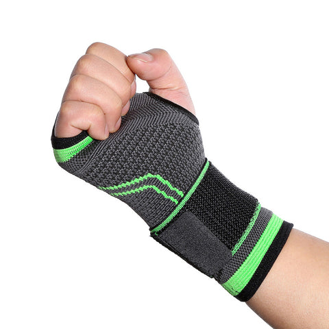 IRONSLEEVE™ - 3D WRIST COMPRESSION PAD - IronSleeve