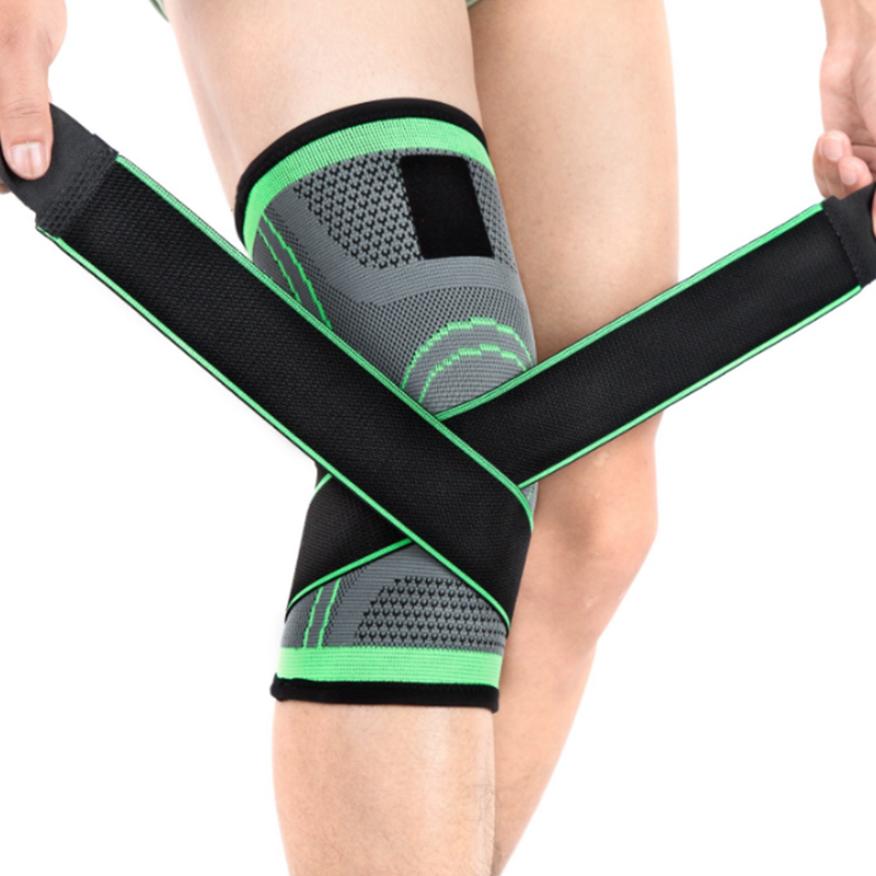 IRONSLEEVE™ - 3D KNEE COMPRESSION PAD - IronSleeve