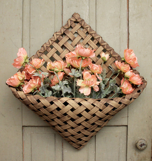 BG-1495 Diamond Door Basket