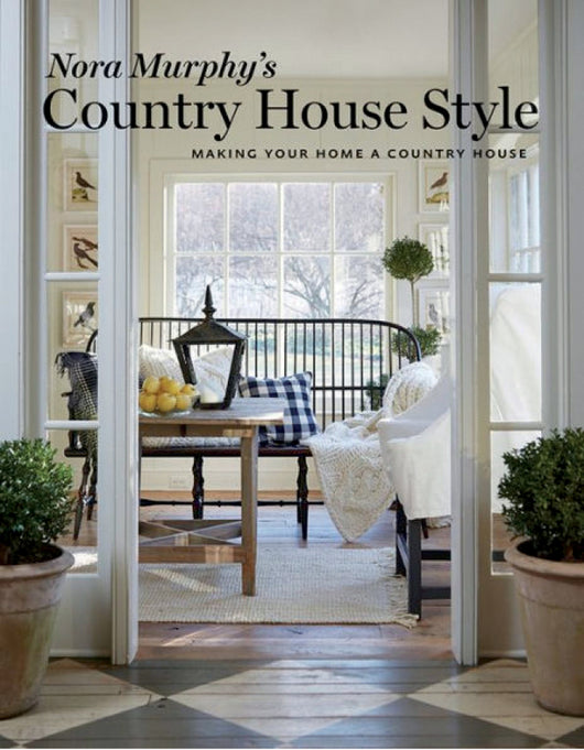 BK-NM Nora Murphy's Country House Style Book