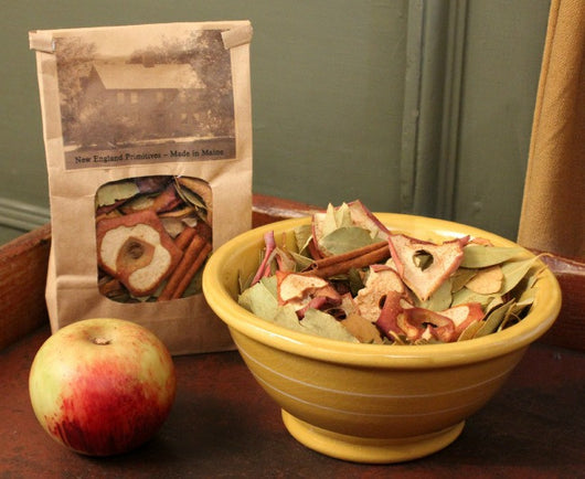 CD-PP1 Apple-Cinnamon Potpourri