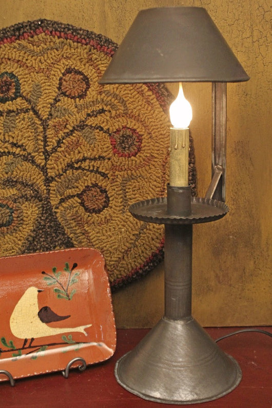 CH-T432 Single Bulb Table Lamp
