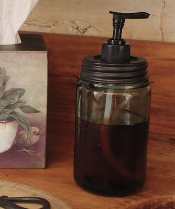 CT-SPD Mason Jar Soap Dispenser