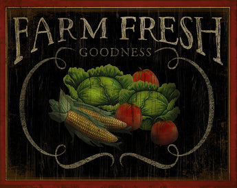 CWP-FFG Farm Fresh Goodness Board Sign
