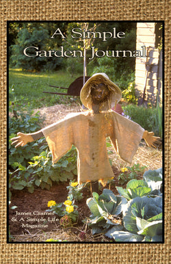 FH-GJ [Dinged Corner] A Simple Garden Journal