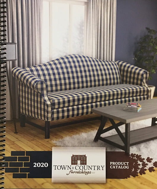 TC-CATALOG Upholstered Furniture Print Catalog (Refundable with Upholstery Order)