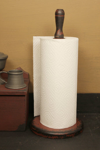 KJ-PTH Wooden Paper Towel Holder