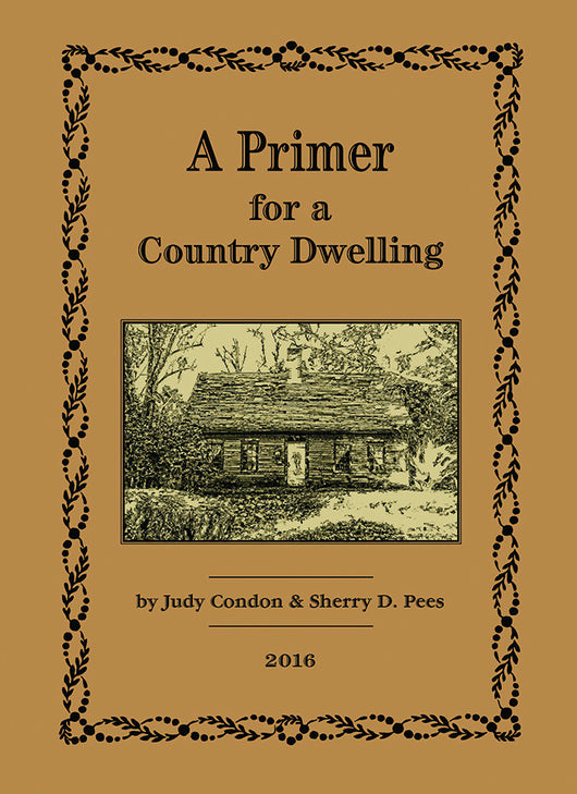 JC-39 A Primer for a Country Dwelling Book