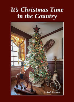 JC-44 It's Christmas Time in the Country Book - Due Fall 2017
