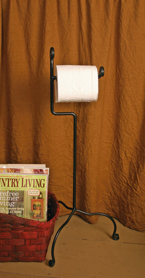 KEY-UTP Free Standing Toilet Paper Holder