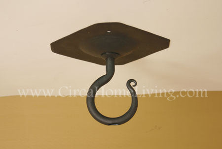 MM-CC Hollow Iron Ceiling Hook
