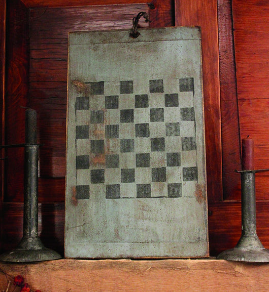 MTP-CB-B Wooden Checkerboard