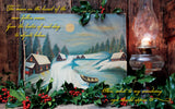 HP-BK1 The Night Before Christmas Book
