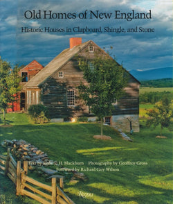 NV-BK-OH Old Homes of New England Book