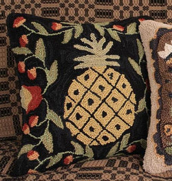 PD-1411 Hooked Pineapple Pillow