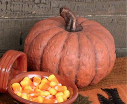 RA-1246 Medium Paper Mache Pumpkin