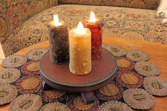 RJ-SFC Realistic Flame Votive Candle
