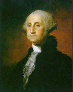 RM-082 George Washington Canvas Transfer - Allow 3 to 4 weeks for delivery
