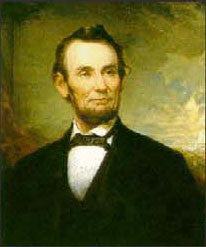 RM-499 Abraham Lincoln Canvas Transfer - Allow 3 to 4 weeks for delivery