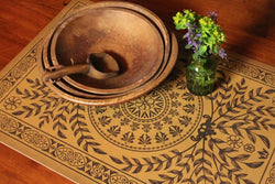 SP-AL Alhambra Vinyl Floor Mat - Allow 2 to 3 weeks for delivery.