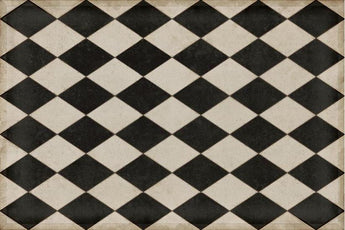 SP-DI Diamonds 20x30 Vinyl Floor Mat