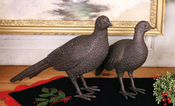 SU-1269 Resin Pheasants