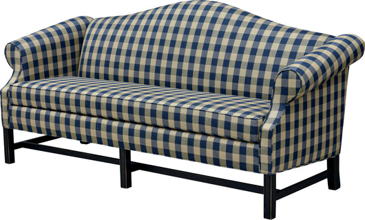 TC-JCP83 Country Chippendale Sofa (In Fabric Shown)