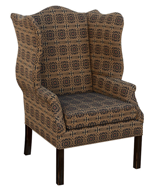 TC-NHW North Hampton Wing Chair (In Fabric Shown)