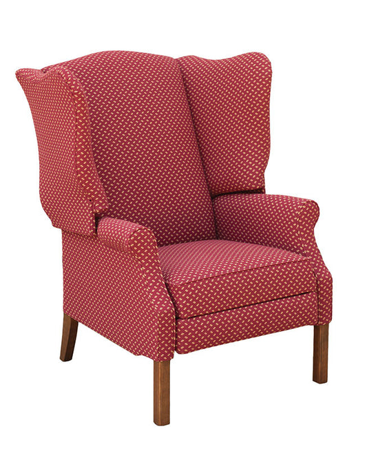 TC-RCL Wingback Recliner (In Fabric Shown)