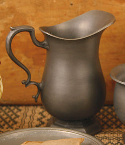 TPH-CR Pewter Creamer