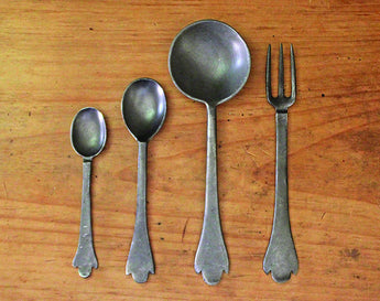 TPH-TS2/TS4/S2/CF/ST Period Pewter Utensils