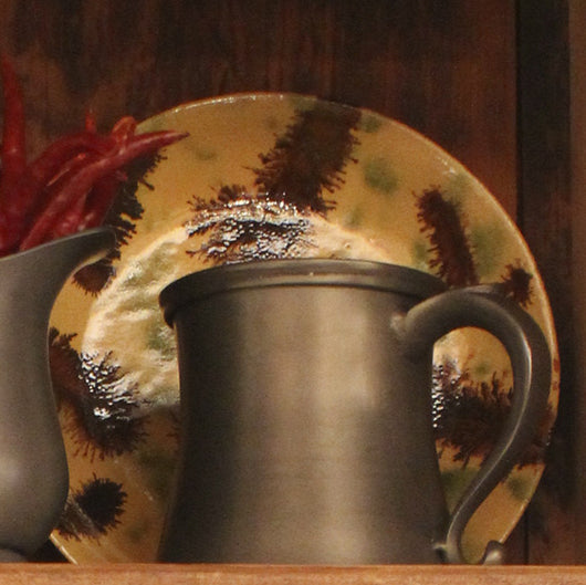 TPH-TK Pewter Sweep Tankard