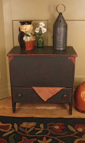 WTS-LTS Small Blanket Chest with Drawer** Allow 6-8 Weeks