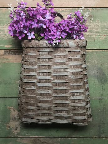 BG-B103 Blue Wall Basket