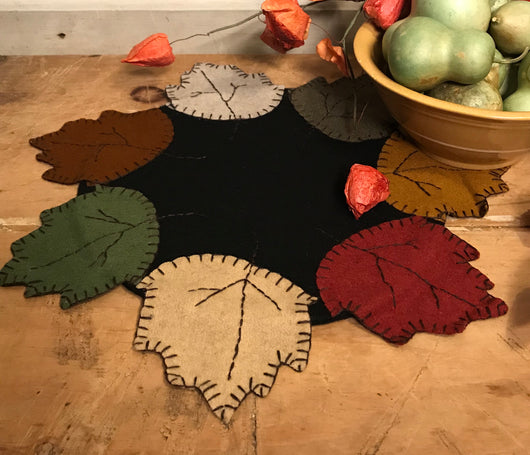 RG-F2 Autumn Leaves Mat