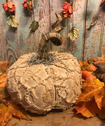 TBH-LCP Large Chenille Pumpkin
