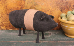 EC-PIG Fabric Pig with Nail Legs
