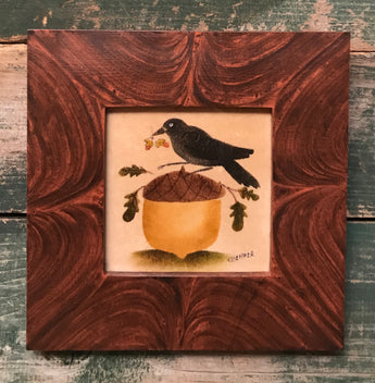 CB-005 Crow on Acorn Theorem