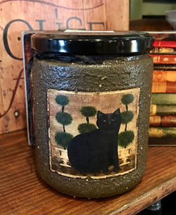 HSC-C Jar Soy Candle - Cat