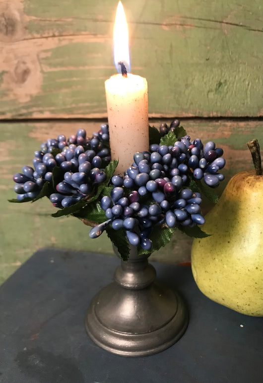 NV-71 Blue Berry Candle Ring