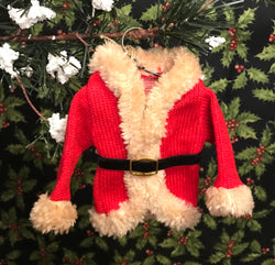GG-SCO Santa Coat Ornament