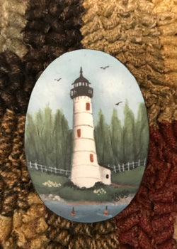 SN-PIN5 Lighthouse Pin