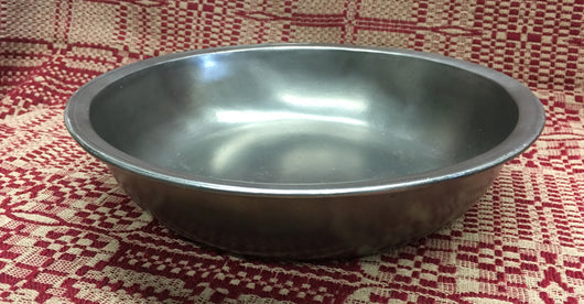OWP-16 Old World Pewter Bowl