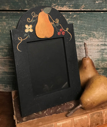 ER-PF4 Hand-made Pear Picture Frame