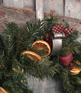 TP-TWH Tin Wreath Hanger