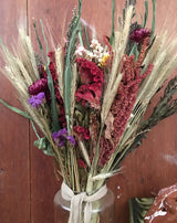 NV-1293 Fall Bouquet of Dried Bunches